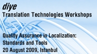 QA and Standards Workshop banner